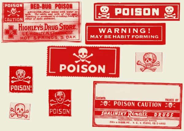 veleno per topi